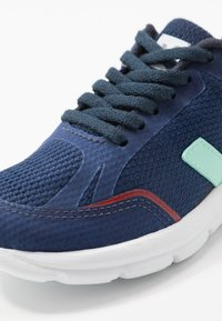 Veja - SMALL CANARY - Trainers - nautico/turquoise/pekin - 5