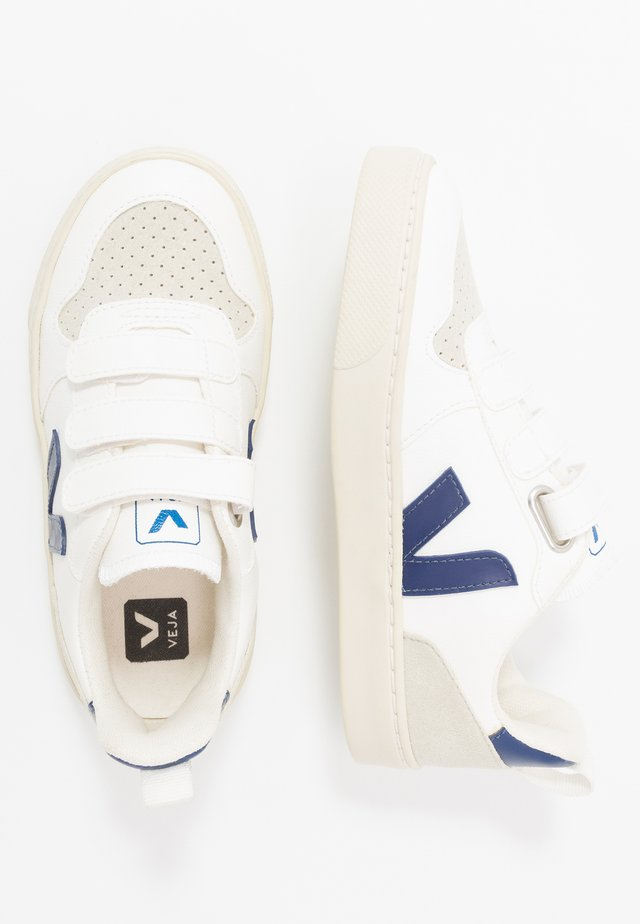 SMALL V-10 - Trainers - white/cobalt