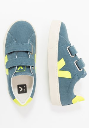 SMALL ESPLAR - Sneaker low - california/jaune fluo