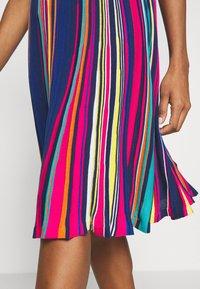 Ivko - STRIPED SKIRT - Áčková sukně - pink - 4