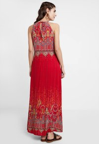 Ivko - LONG DRESS WITH PRINT - Vestito lungo - red - 3