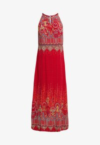 Ivko - LONG DRESS WITH PRINT - Vestito lungo - red - 5