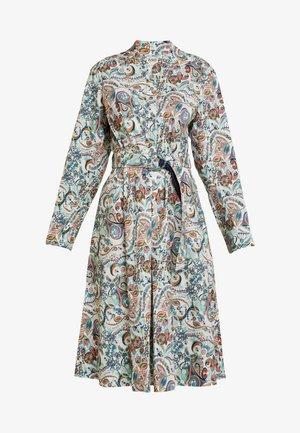 DRESS FLORAL PATTERN PRINT - Robe chemise - off-white