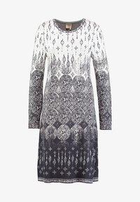 Ivko - DRESS - Abito in maglia - off-white - 5