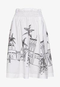 van Laack - RIVEN - Áčková sukně - white - 4