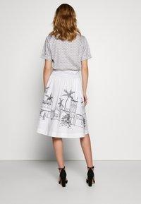 van Laack - RIVEN - Áčková sukně - white - 2