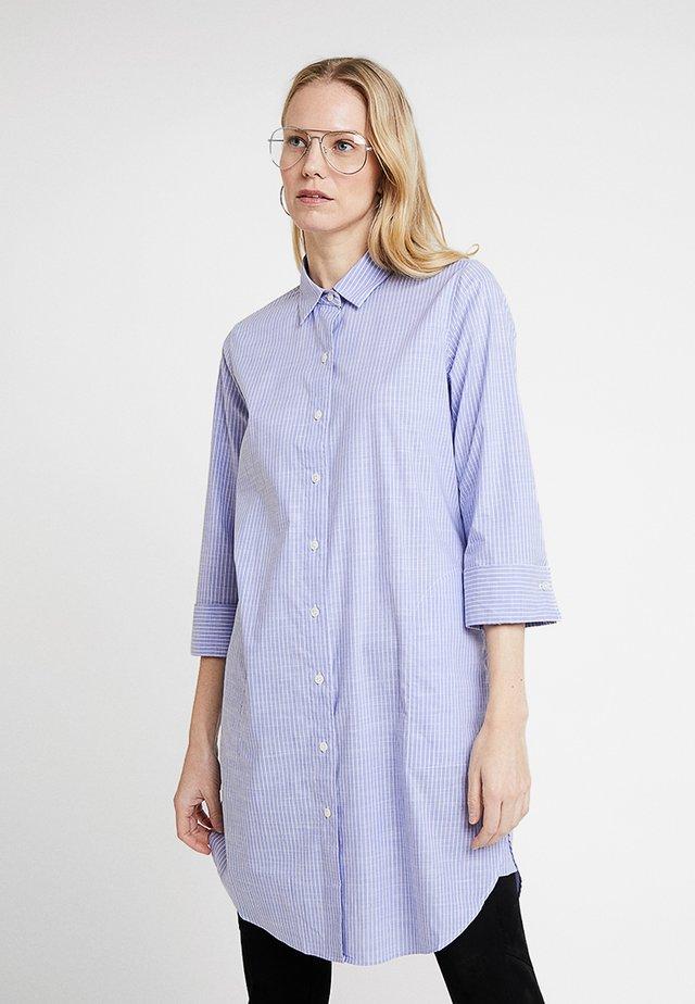 KRISTA - Shirt dress - blau