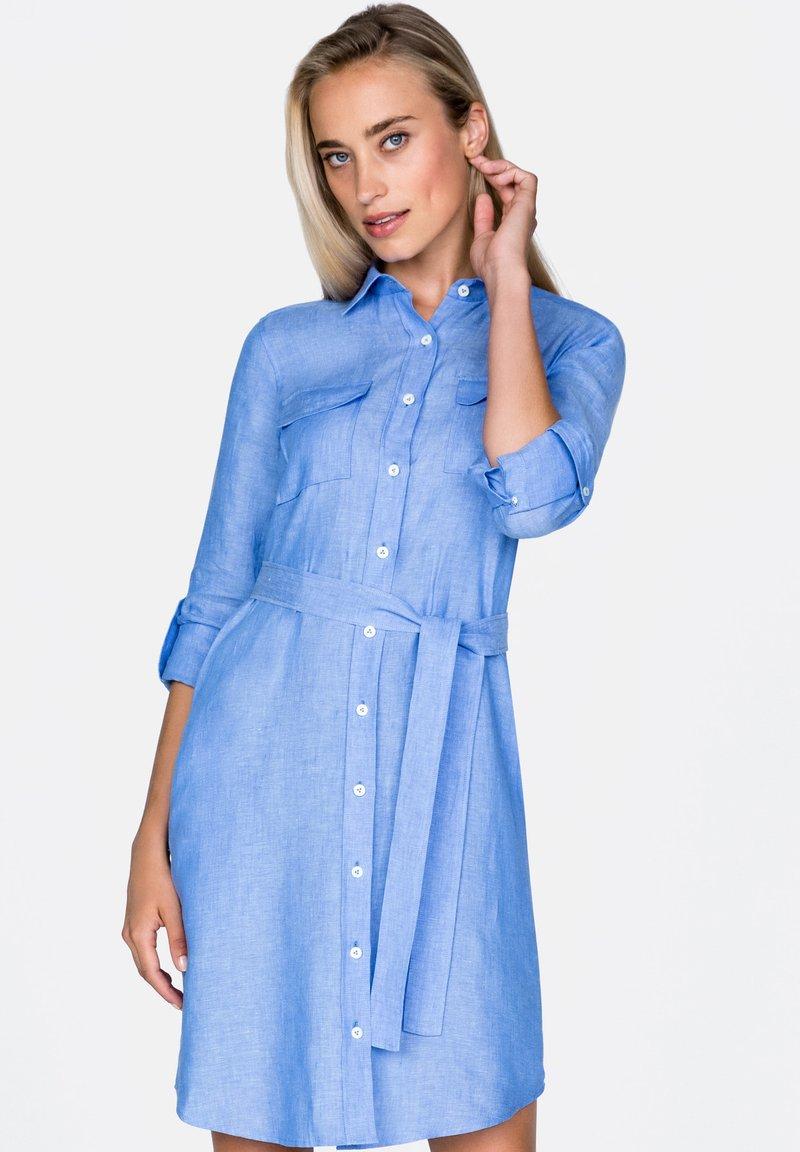 van Laack - MENA-P - Blusenkleid - blue