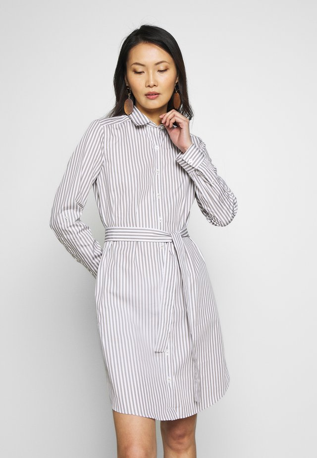 KEAS - Shirt dress - grau