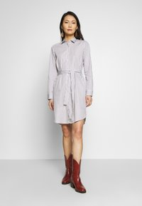 van Laack - KEAS - Shirt dress - grau - 1