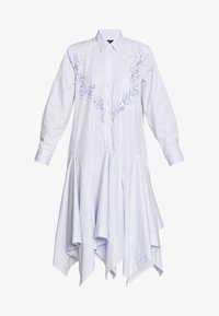 van Laack - WJWK2-WOLFGANG JOOP - Shirt dress - weiß blau - 4