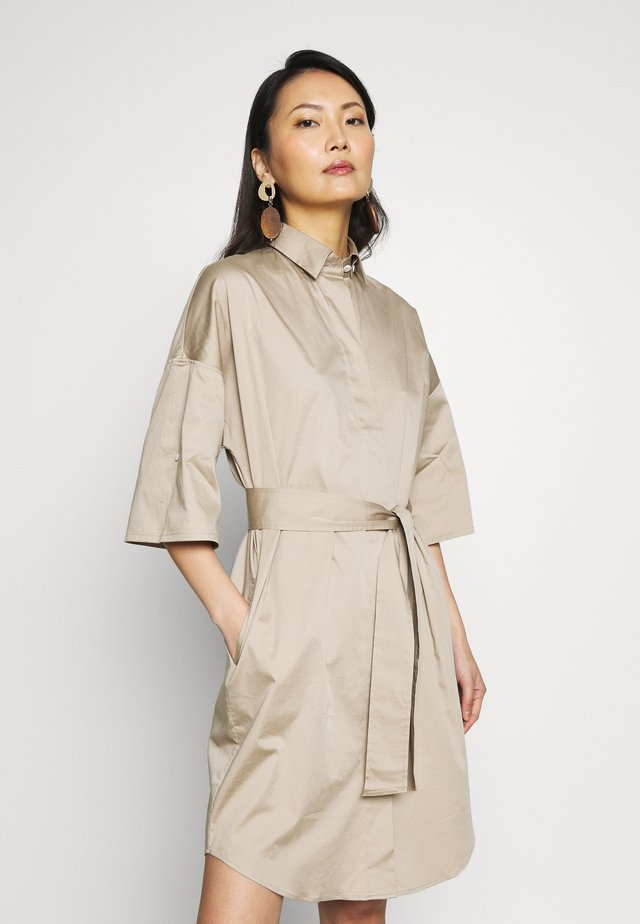 KAILYN - Shirt dress - beige