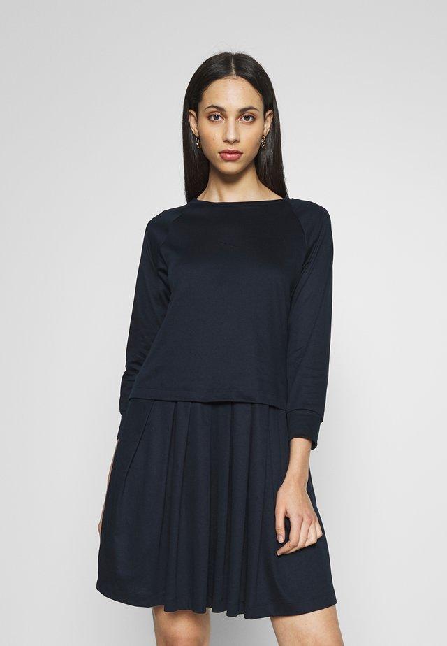 WJWK1-WOLFGANG JOOP - Jersey dress - blau