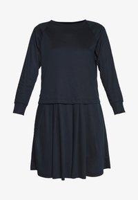van Laack - WJWK1-WOLFGANG JOOP - Žerzejové šaty - blau - 3