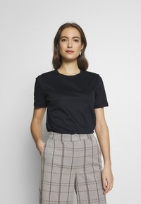 van Laack - MOLEEN - Basic T-shirt - blau - 0