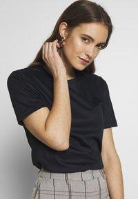 van Laack - MOLEEN - Basic T-shirt - blau - 4