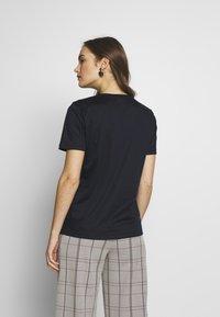 van Laack - MOLEEN - Basic T-shirt - blau - 2