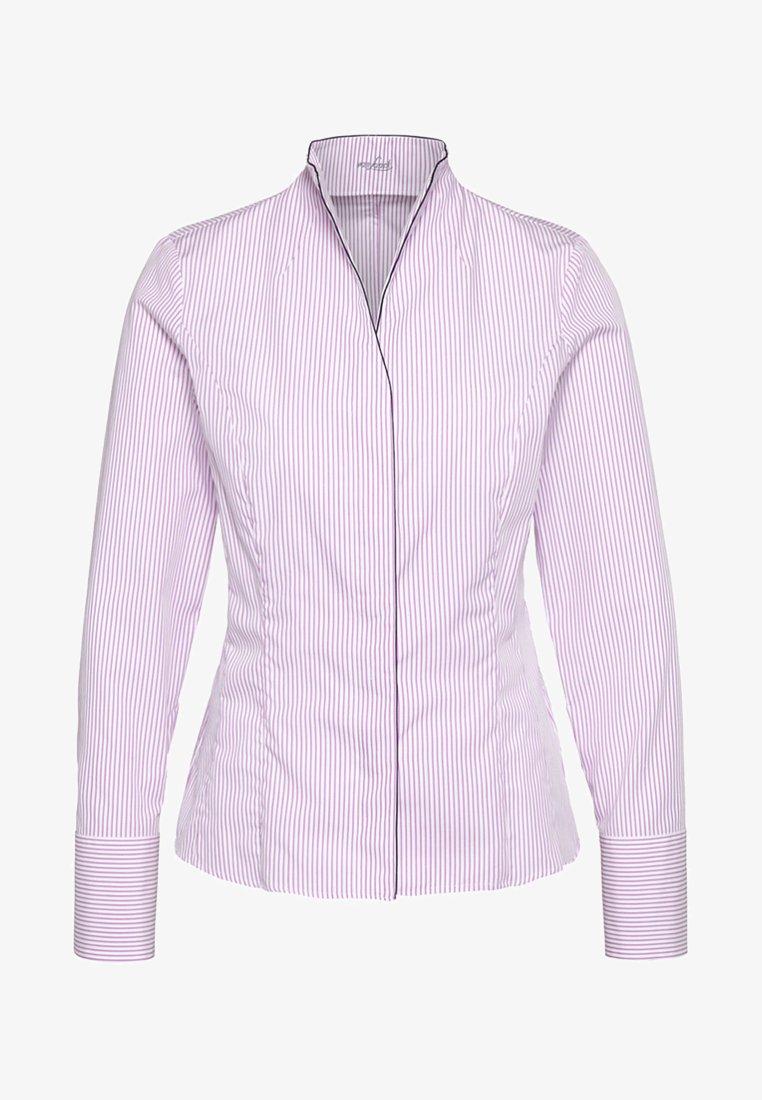 van Laack - ALICE - Button-down blouse - lilac / purple