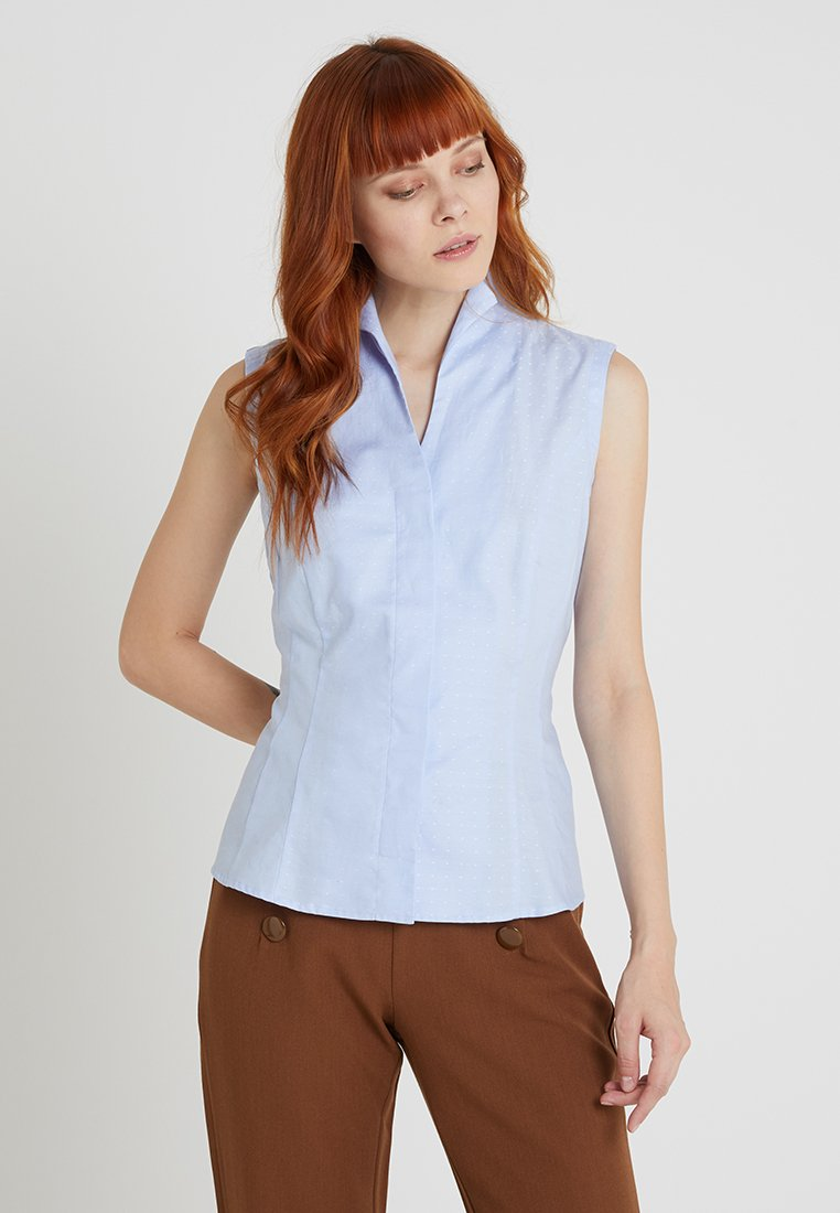van Laack - ALISA - Button-down blouse - hellblau