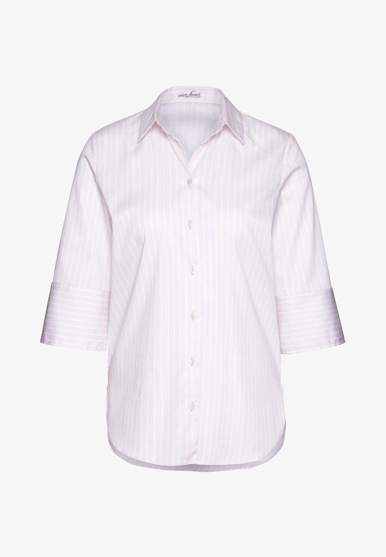 van Laack - CASIDY MODERN FIT - Hemdbluse - pink/white