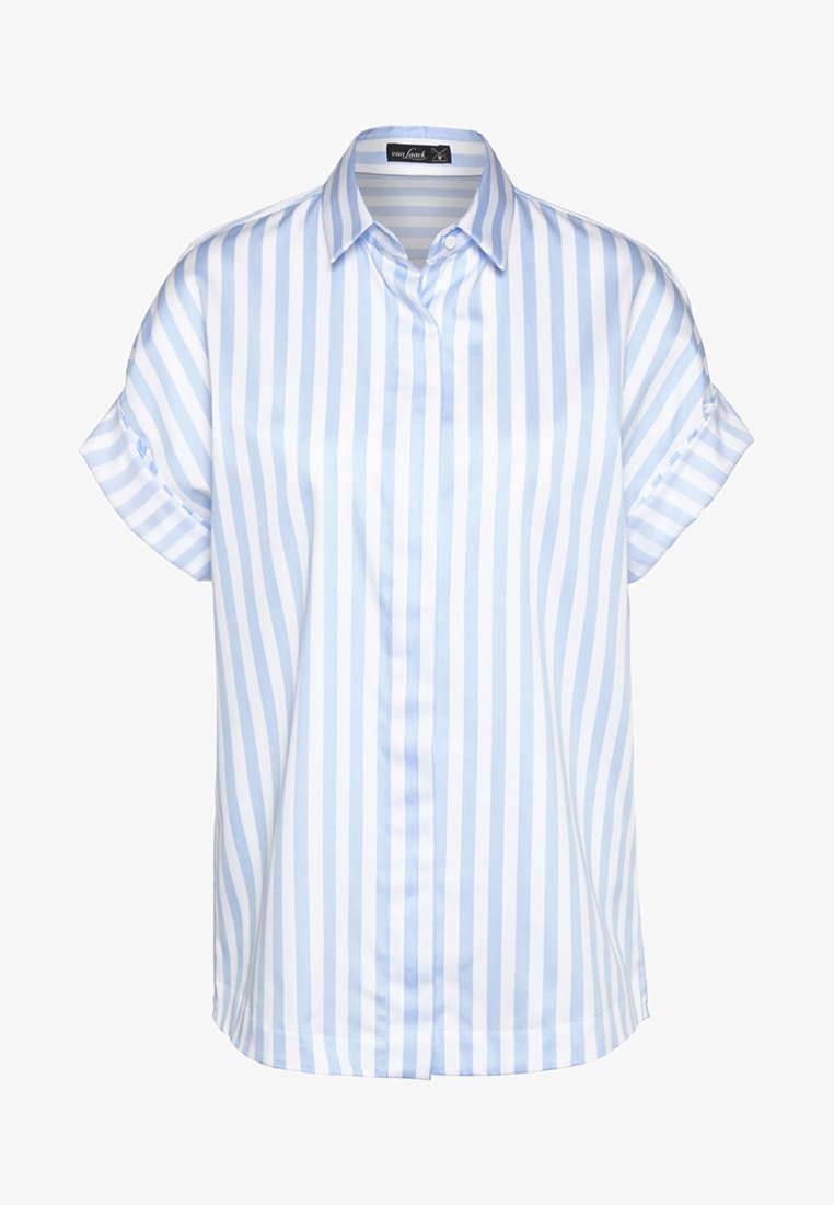 van Laack - Button-down blouse - light blue