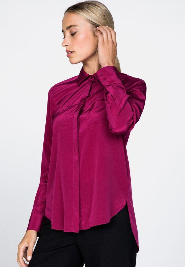 LUZYNDA - Button-down blouse - Lilac/Purple