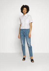 van Laack - LANEY - Button-down blouse - beige/braun - 1