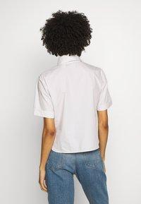 van Laack - LANEY - Button-down blouse - beige/braun - 2