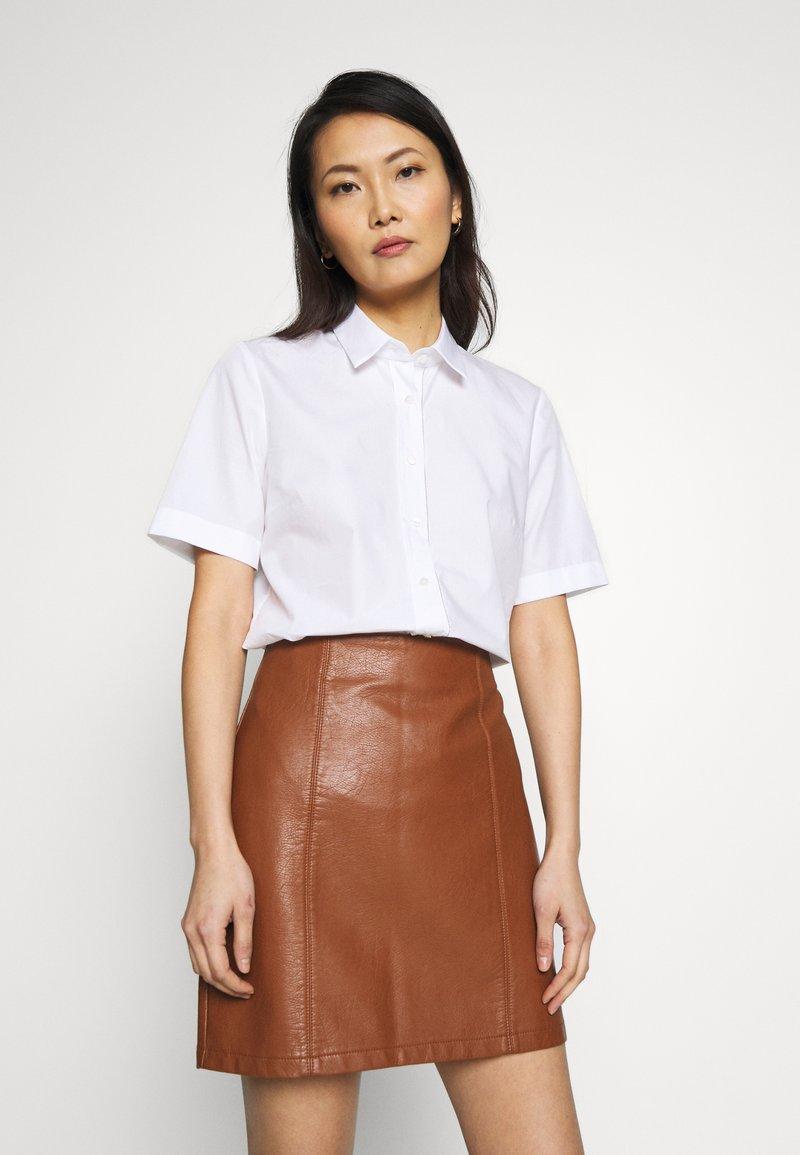 van Laack - ELLI - Button-down blouse - weiß
