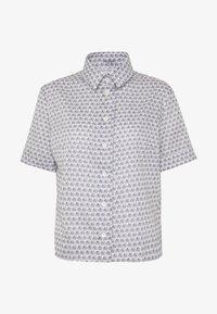 van Laack - AMIS - Button-down blouse - grau - 4