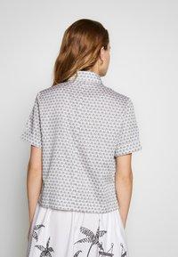 van Laack - AMIS - Button-down blouse - grau - 2