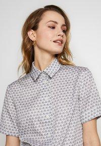 van Laack - AMIS - Button-down blouse - grau - 3