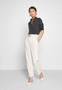 van Laack - METTY- WOLFGANG JOOP - Button-down blouse - navy - 1