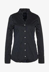 van Laack - METTY- WOLFGANG JOOP - Button-down blouse - navy - 3
