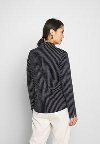 van Laack - METTY- WOLFGANG JOOP - Button-down blouse - navy - 2