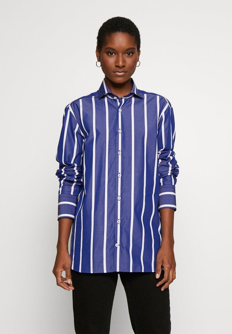 van Laack - PRINCESS - Overhemdblouse - blau