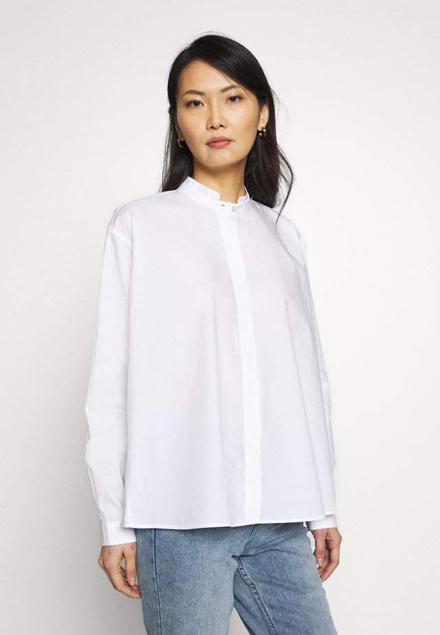 BABSI KO - Button-down blouse - weiß
