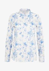 van Laack - CELLA - Button-down blouse - blau - 3
