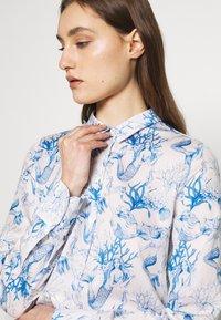 van Laack - CELLA - Button-down blouse - blau - 4