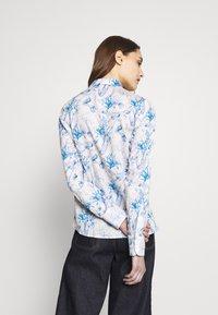 van Laack - CELLA - Button-down blouse - blau - 2