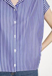 van Laack - AILINE - Button-down blouse - blau - 5