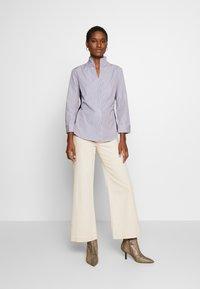 van Laack - WJWS2-WOLFGANG JOOP - Button-down blouse - navy - 1