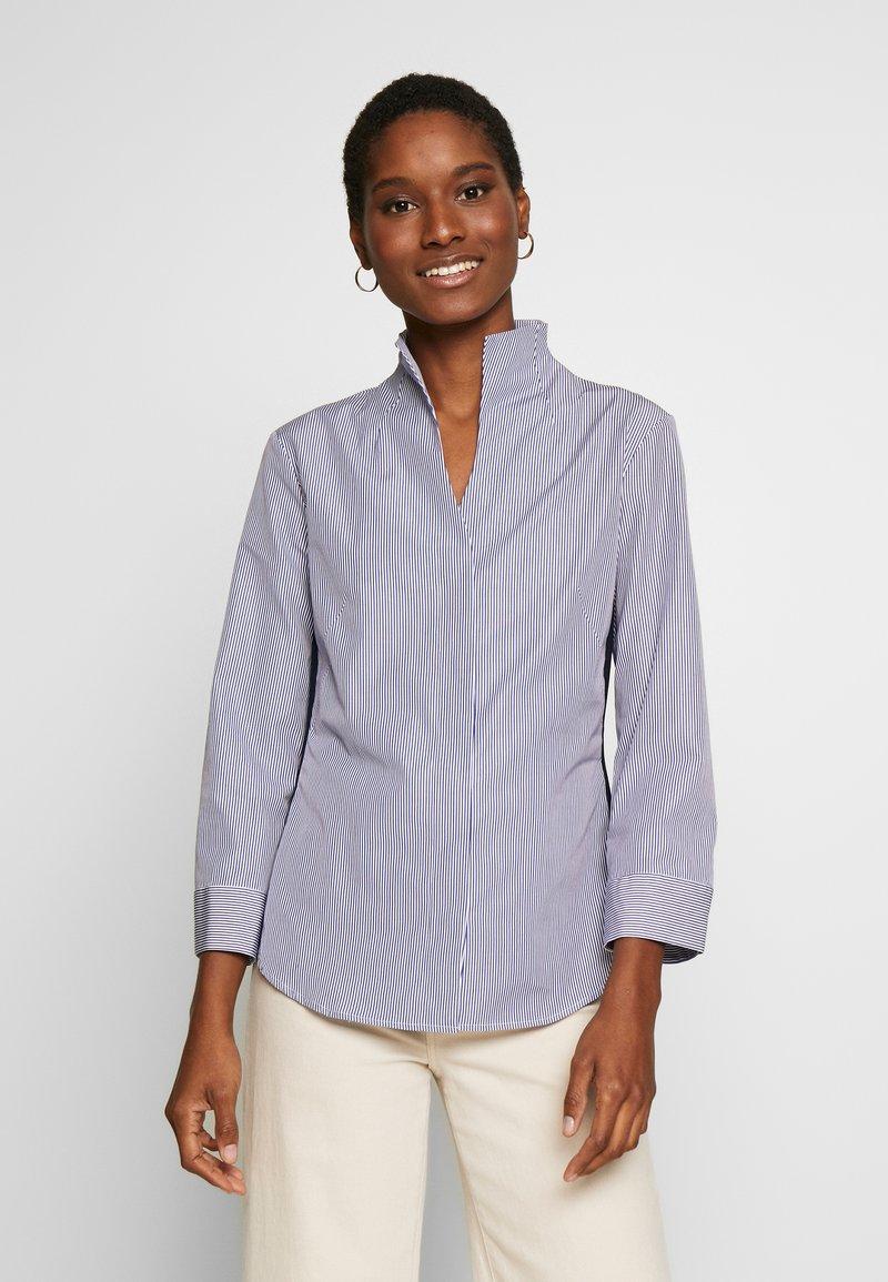 van Laack - WJWS2-WOLFGANG JOOP - Button-down blouse - navy
