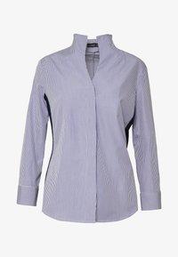 van Laack - WJWS2-WOLFGANG JOOP - Button-down blouse - navy - 4
