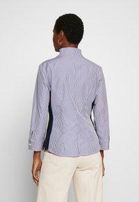 van Laack - WJWS2-WOLFGANG JOOP - Button-down blouse - navy - 2
