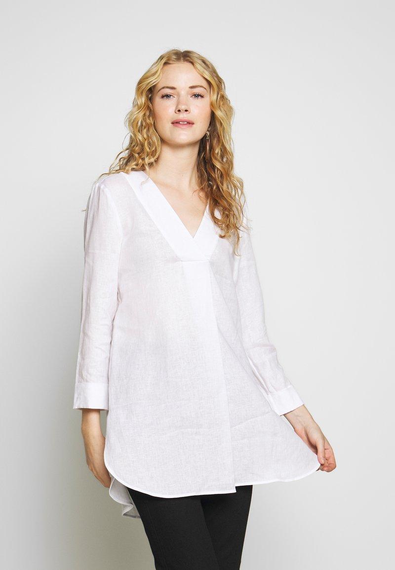 van Laack - AURORA - Tunic - white