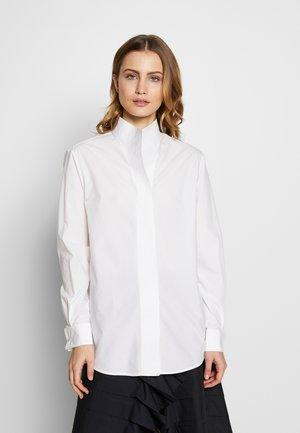 WJWS8-WOLFGANG JOOP - Button-down blouse - weiß