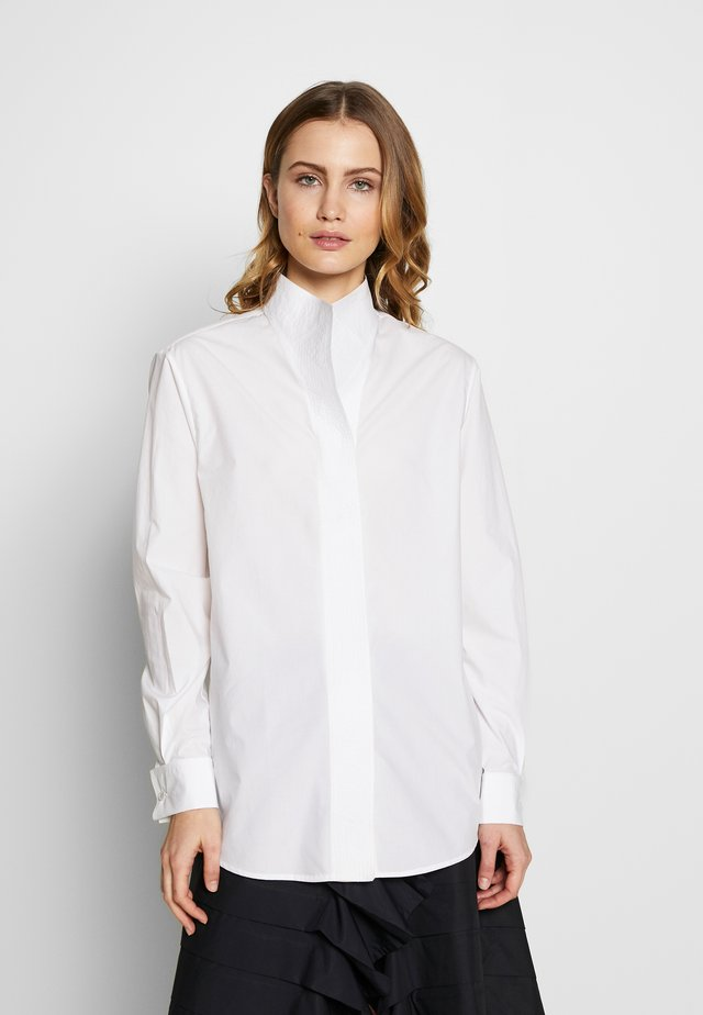 WJWS8-WOLFGANG JOOP - Button-down blouse - weiß