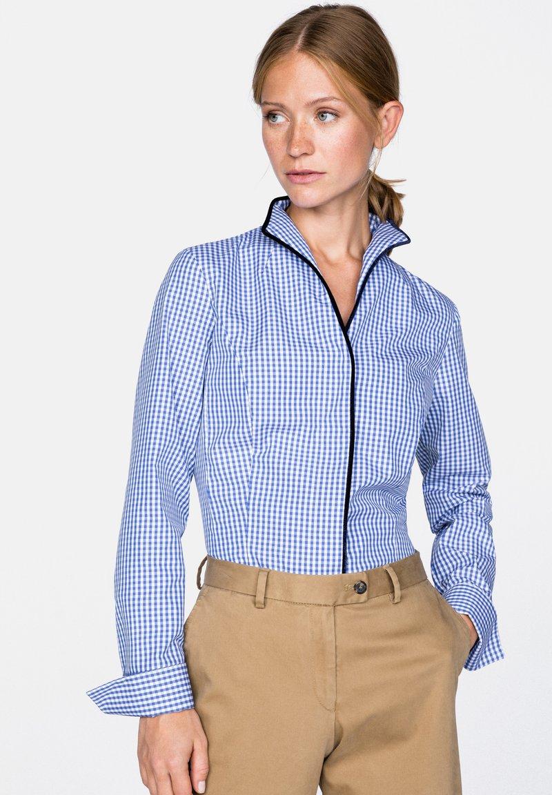 van Laack - ALICE-PB - Button-down blouse - blue