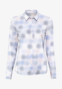 van Laack - MODERN FIT - Button-down blouse - blue - 3